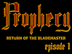 Prophecy Logo - click here